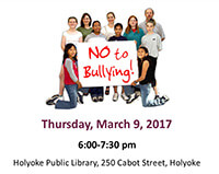 Addressing bullying at school – you're invited!