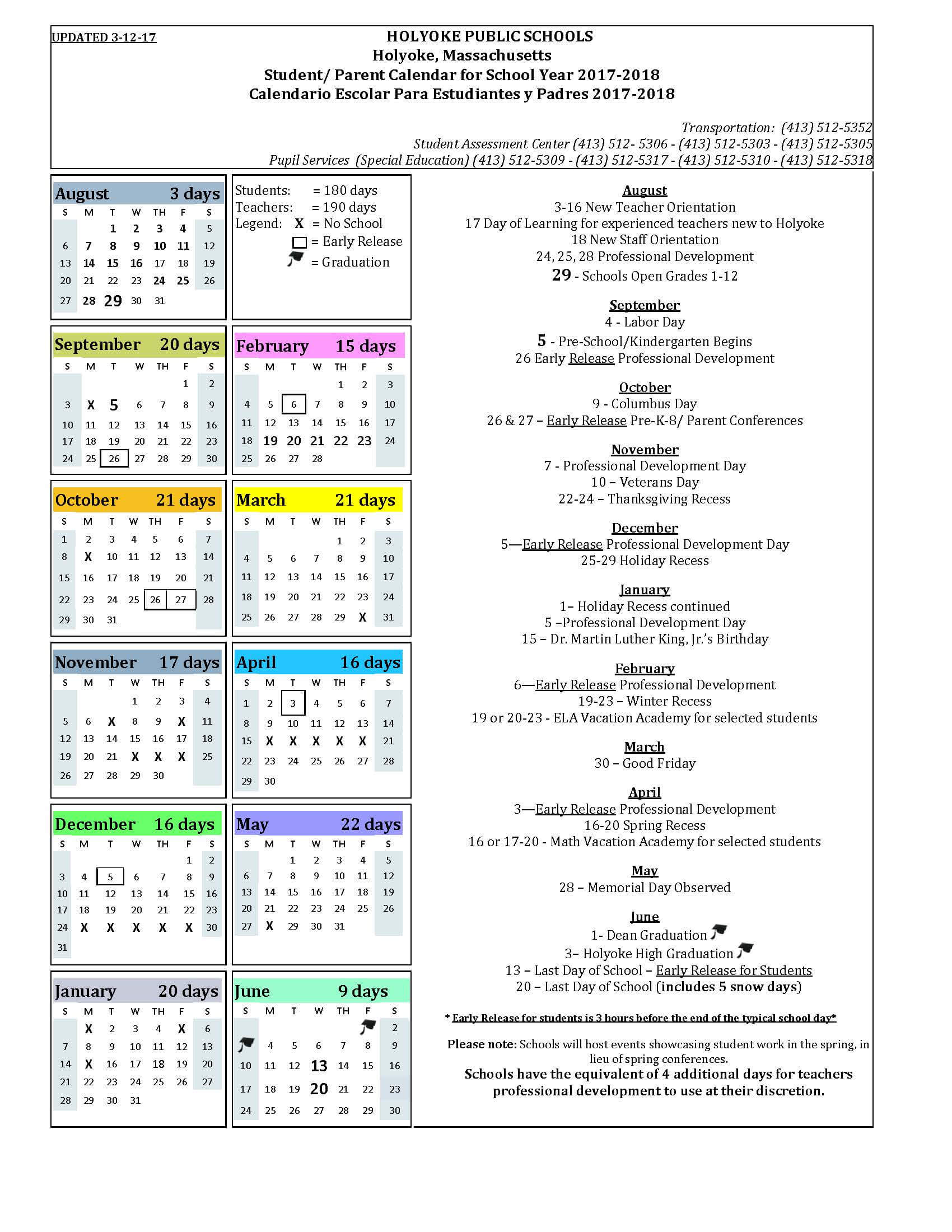 School Calendar SY2017-2018_updated 03-12-17