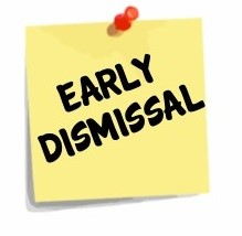 Reminder: On Fri., Jan. 10th all HPS students EXCEPT those who attend Veritas Prep have a 3-hour early dismissal, due to staff professional development