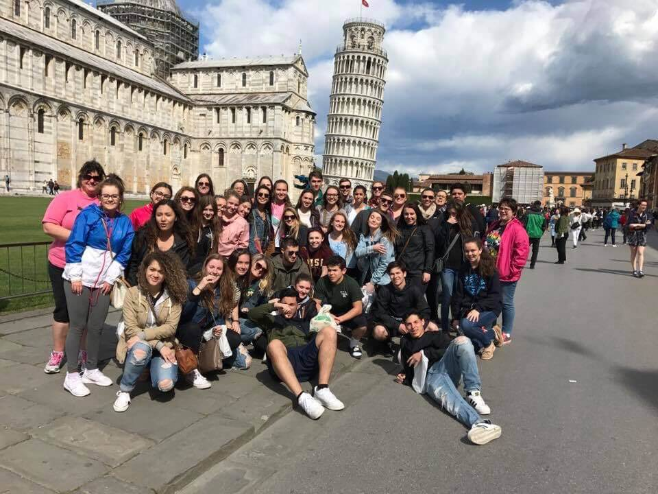 HHS Europe trip