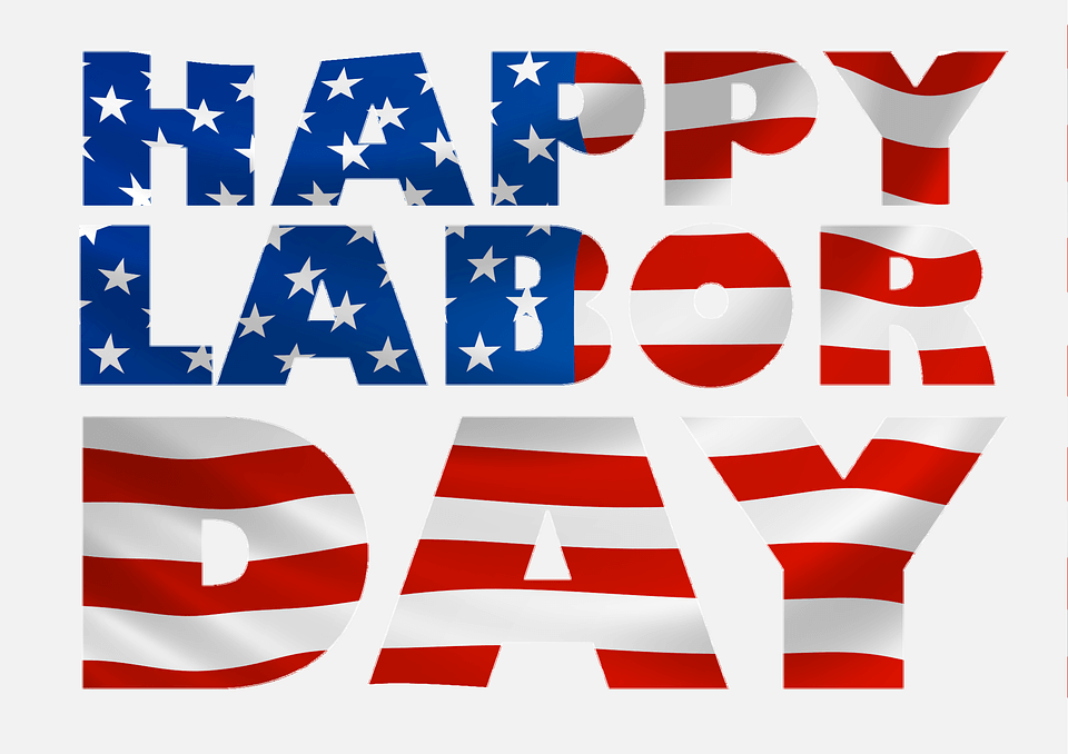 Schools closed Monday, September 4th for Labor Day