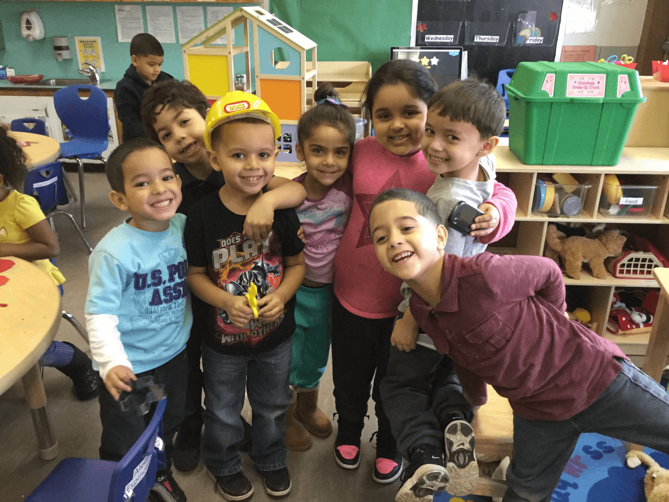 Commonwealth Grants Highest-Level Designation for VOC's Holyoke Morgan and Sullivan School Preschool Programs