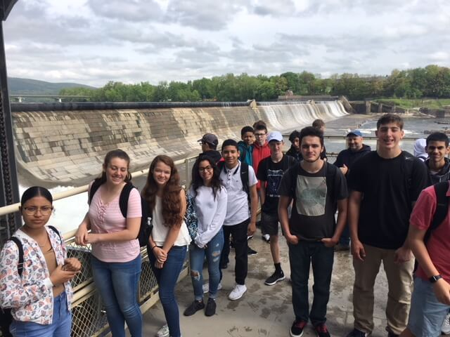 5-18-18 Holyoke Update TED Academy students