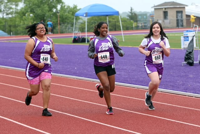 spring unified track and field 2018