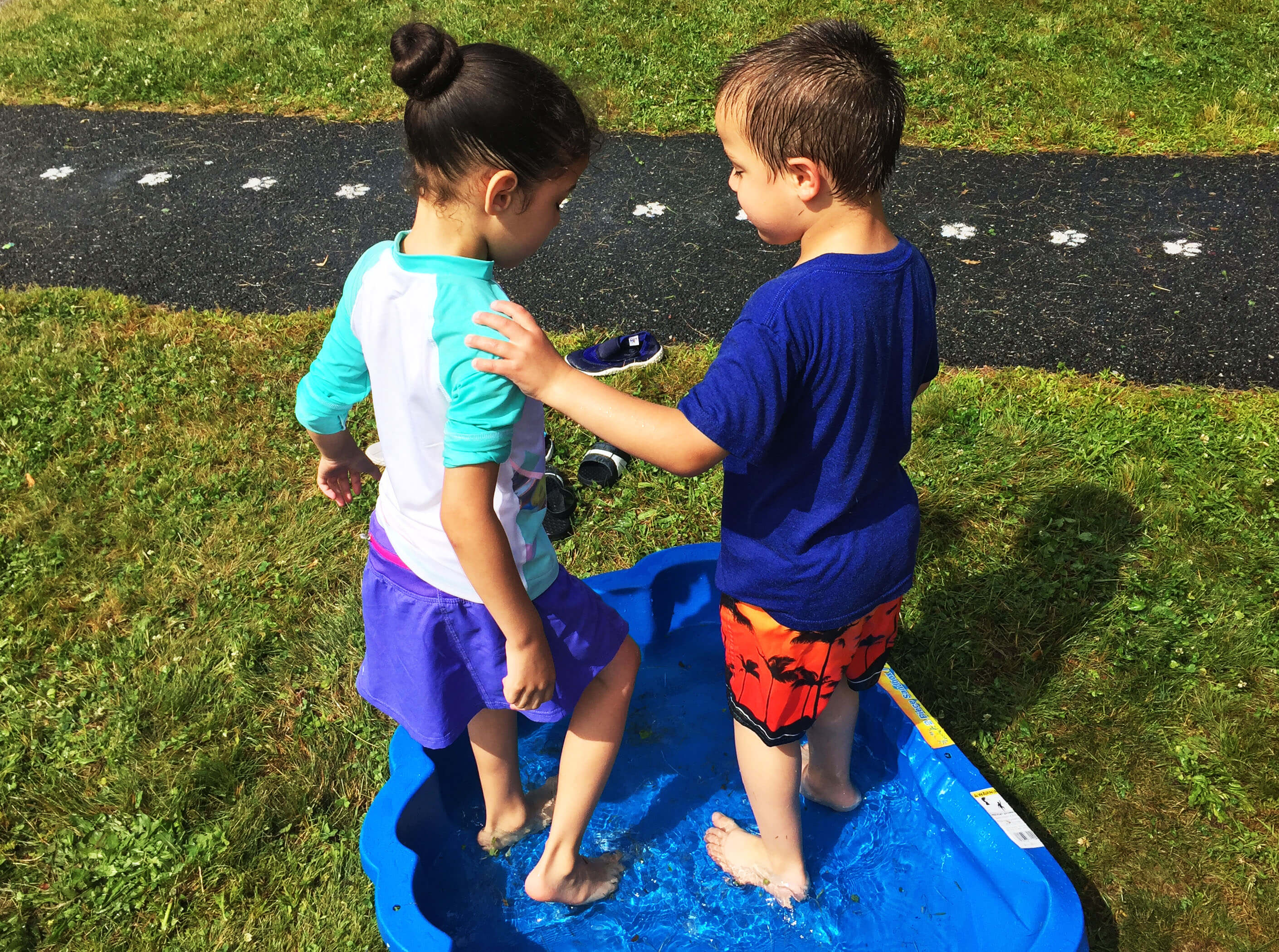 mcmahon kindergarten students early release heat
