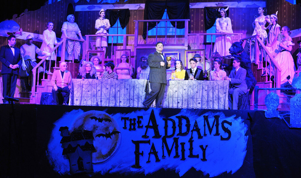 3-21-19 Holyoke Update Addams Family HHS Musical 2019