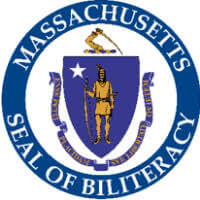 massachusetts seal of biliteracy logo