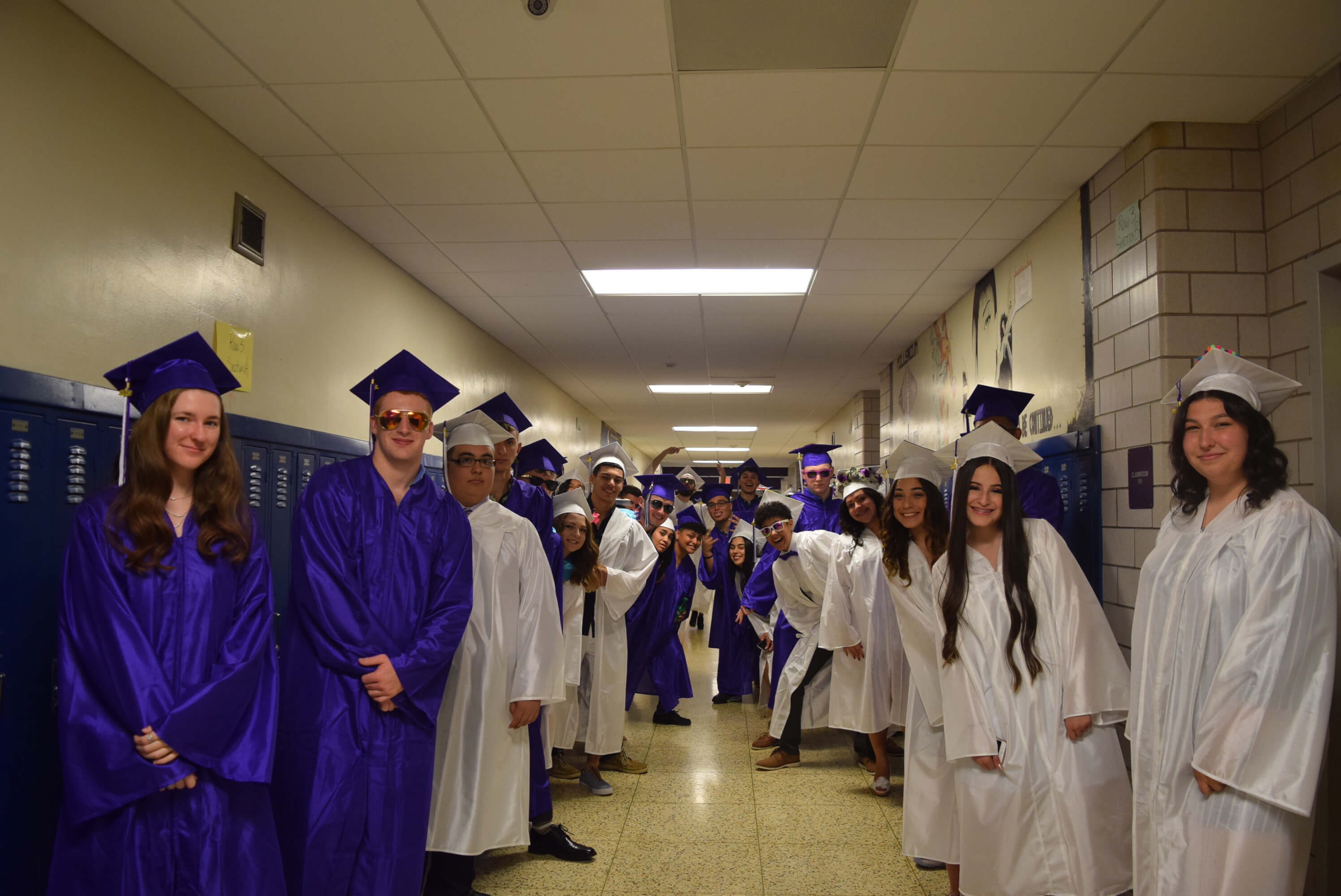 PRESS RELEASE: Holyoke High School Class of 2019 Commencement