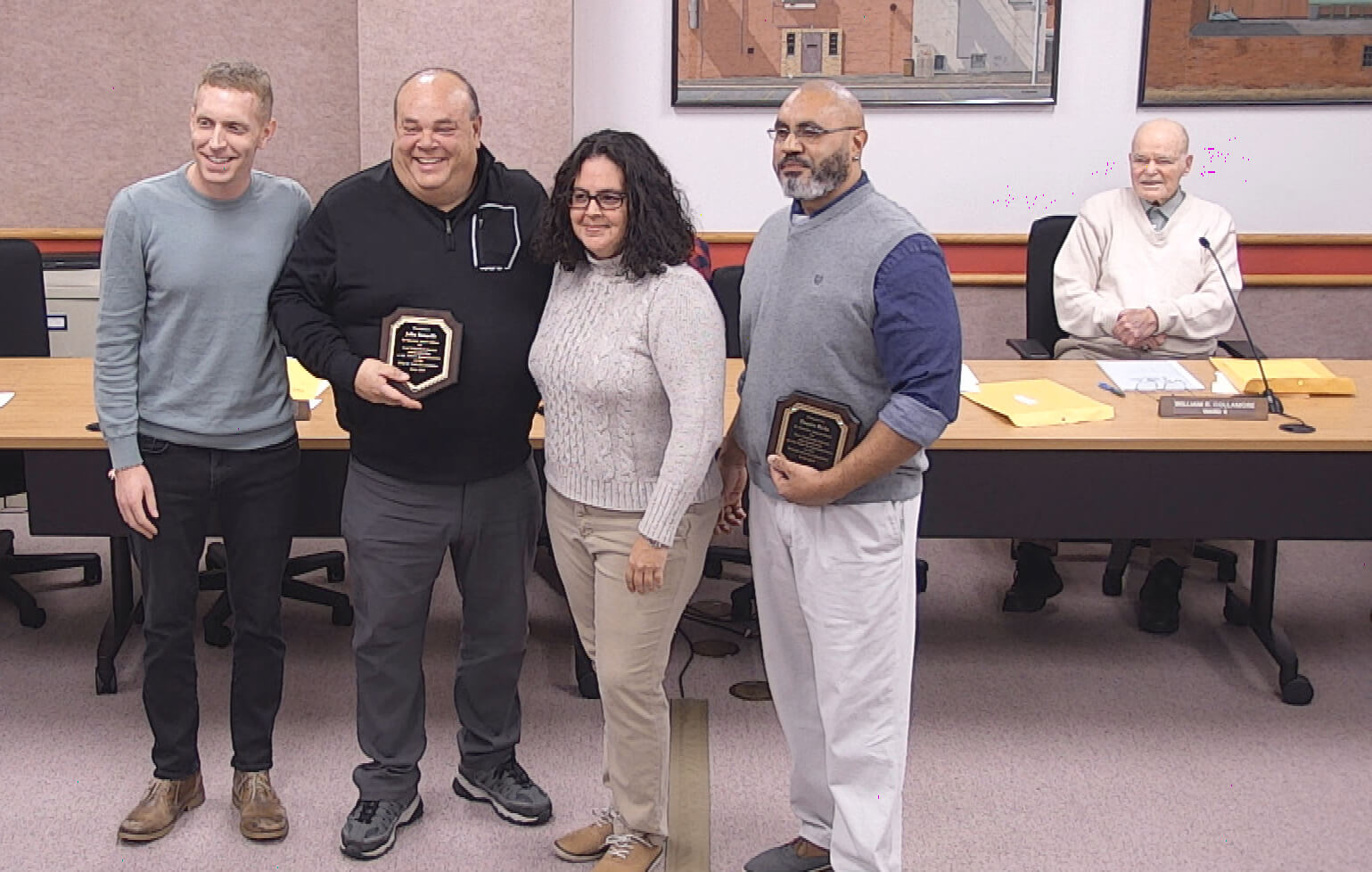 PRESS RELEASE: Holyoke Public Schools Thanks Long-Term School Committee Members for their Exceptional Service