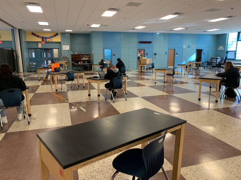 HHS Campus Learning Center