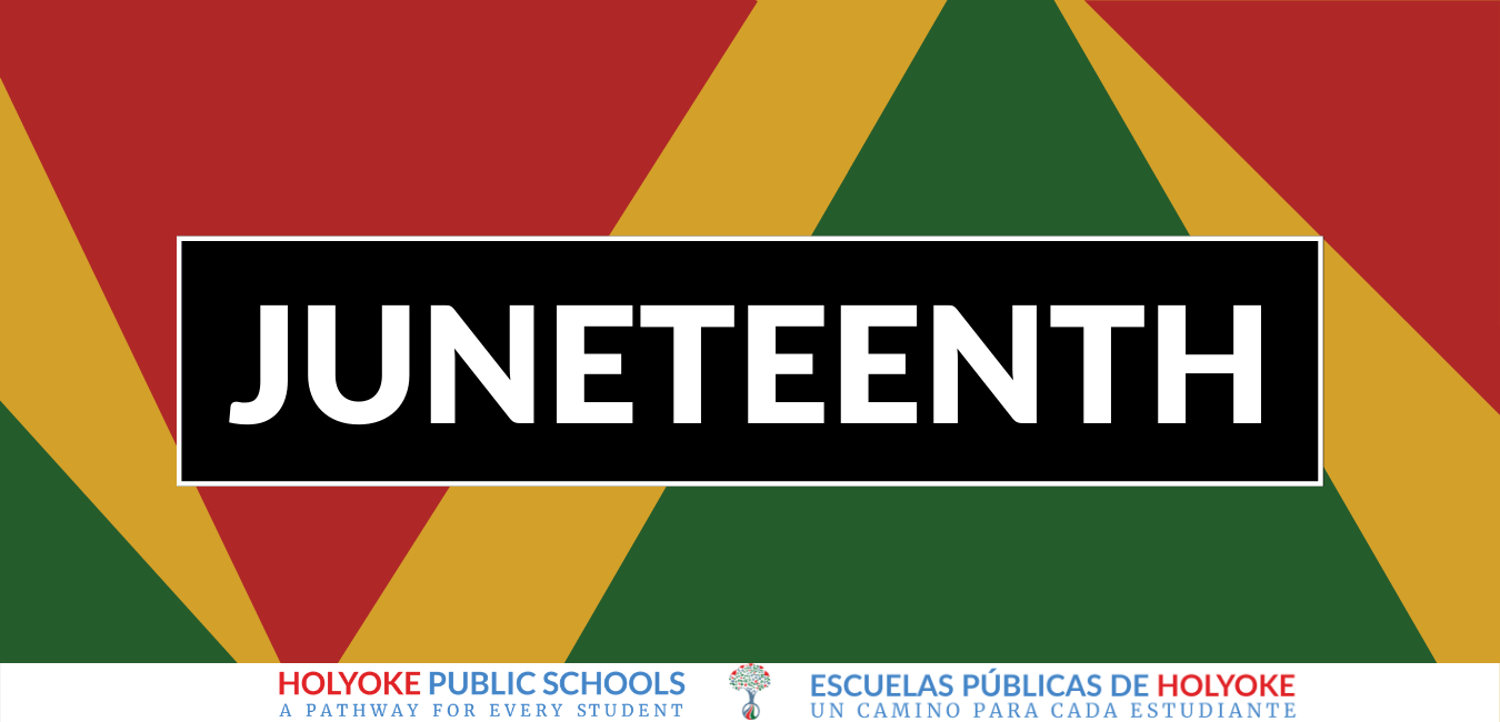 HPS Will be Closed on Friday, June 18th, in Observance of Juneteenth